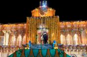 Char Dham Yatra 2021: बद्रीनाथ धाम के कपाट खुले, PM नरेंद्र मोदी की ओर से पहली पूजा और महाभिषेक किया गया