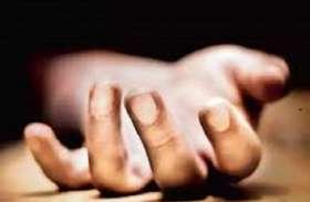 तीन साल की बेटी के गले की नली काटी, बेटा को धरादार हथियार से किया घायल