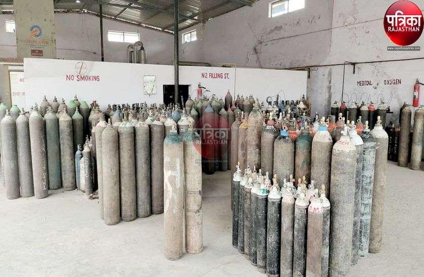 उखड़ती सांसों के लिए संजीवनी बना सुमेरपुर का ऑक्सीजन प्लांट, प्रतिदिन 500 से अधिक सिलेंडर तैयार