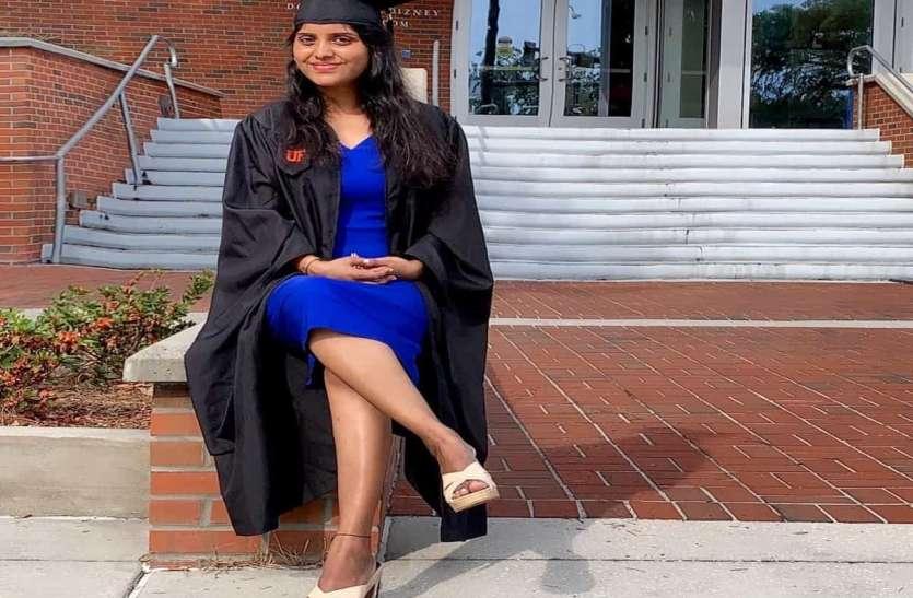 हैदराबाद की इस लड़की को पढ़ाई पूरी करने के 300 घंटे के बाद मिली माइक्रोसॉफ्ट में 2 करोड़ रुपए की नौकरी