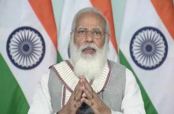 VIDEO: PM मोदी जिलों के अफसरों के साथ कोरोना के खिलाफ रणनीति बनाई