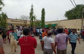 कई गांवों में कोरोना वैक्सीनेशन का विरोध, बुलानी पड़ी पुलिस