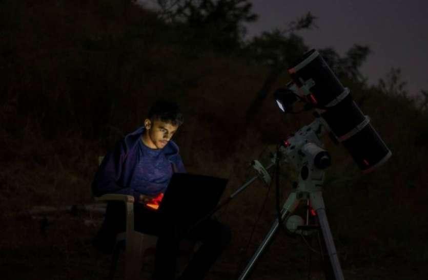 पुणे के टीनेजर ने खींची चांद की सबसे साफ और बड़ी तस्वीर, सोशल मीडिया पर हुई वायरल