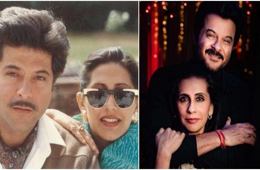 शादी की सालगिरह पर अनिल कपूर ने पत्नी सुनीता को किया विश