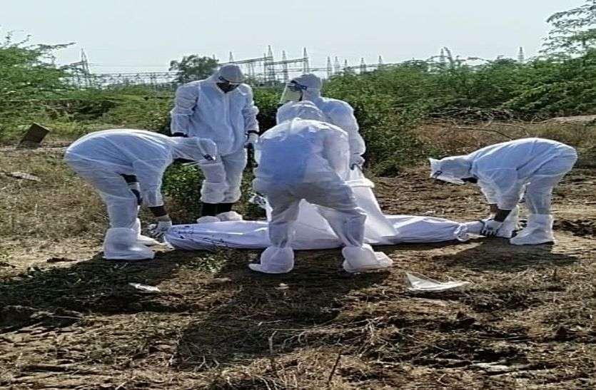 गुलाबपुरा के शख्स की ब्लैक फंगस से मौत