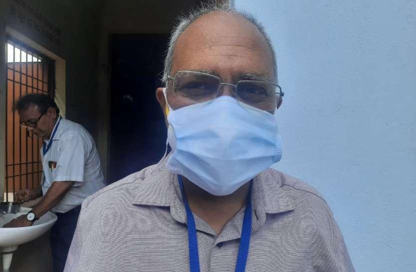 Breaking news भिलाई के47000संक्रमितों का ट्रेसिंग करने वाले टीम के अगुआ, खुद हुए संक्रमित