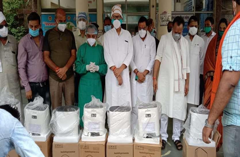 बड़ौदा में हैदराबाद की कंपनी लगाएगी ऑक्सीजन प्लांट