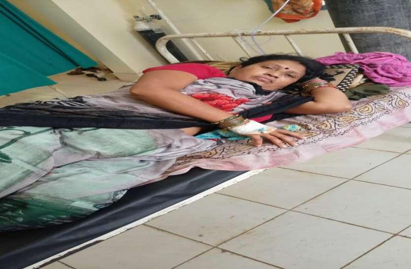आखिर कोरोना से जंग जीत घर लौटी मीना यादव