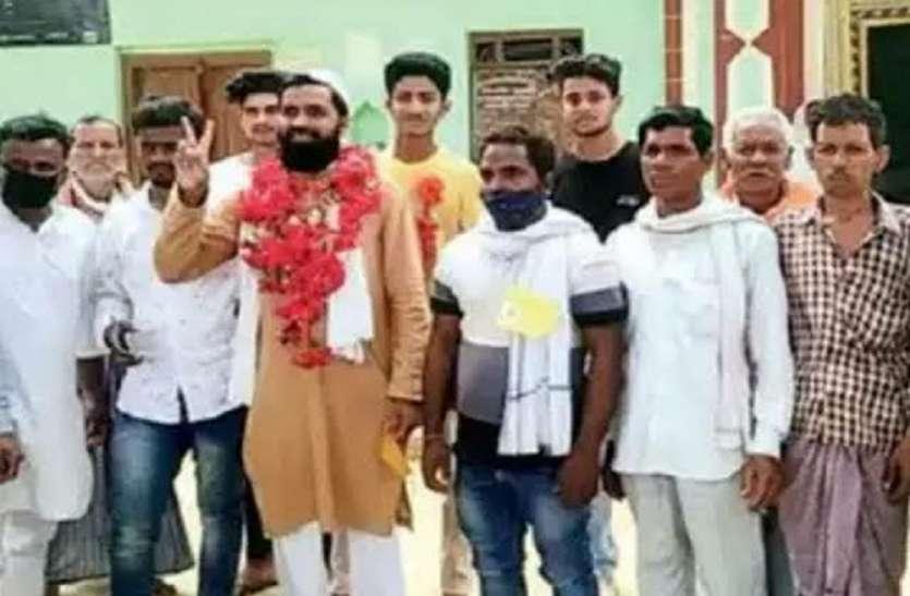 हिंदुओं के गांव में मुस्लिम प्रधान