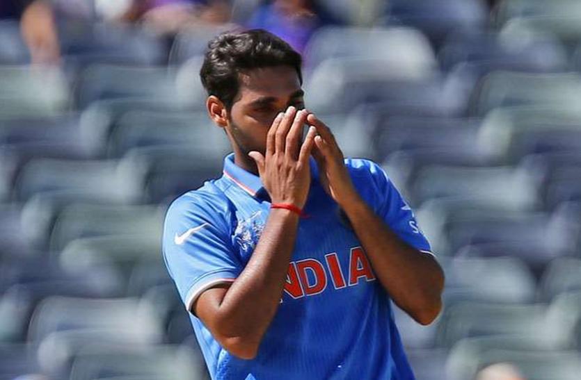 भारतीय क्रिकेटर भुवनेश्वर कुमार के पिता का हुआ निधन, पैतृक गांव में होगा अंतिम संस्कार