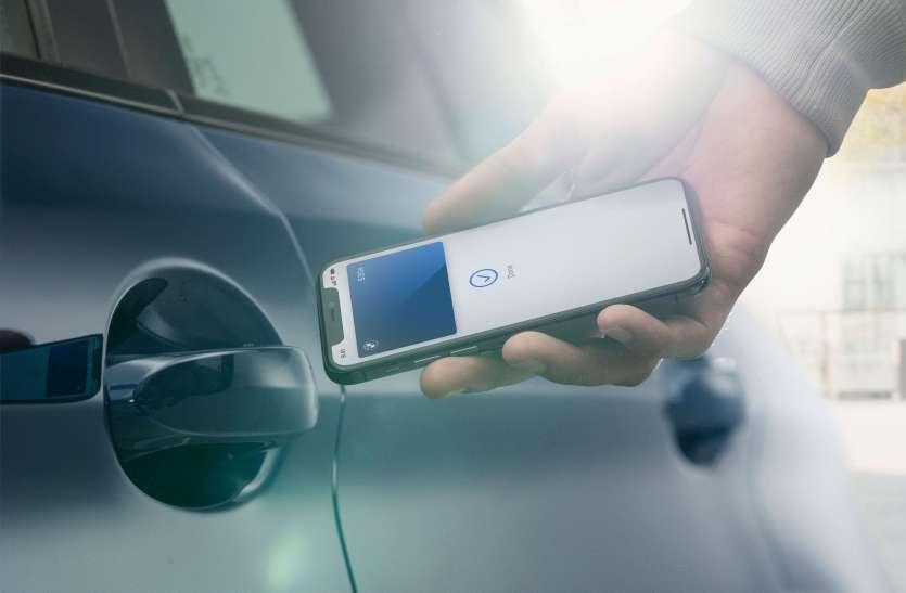 अब आपके एन्ड्राएड मोबाइल से ही खुल जाएगी कार
