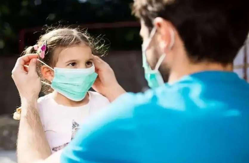 कोविड-19 की तीसरी लहर का बच्चों पर असर को देखते हुए सरकार सतर्क, स्वास्थ्य मंत्रालय ने जारी की गाइडलाइन