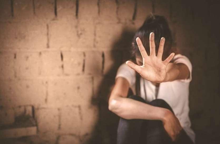 पत्नी व बच्चों के साथ मारपीट का वीडियो वायरल