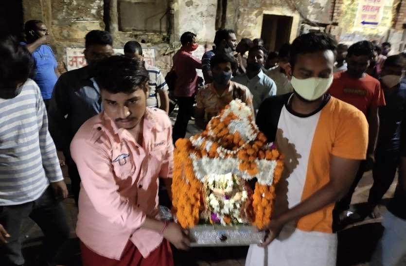 जानकी जन्मोत्सव : छोटी देवकाली मंदिर में निभाई गई 84 वर्षों की परंपरा