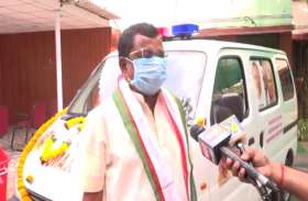 छत्तीसगढ़ के मंत्री का बयान, पीएम मोदी के कारण देश में फैली महामारी