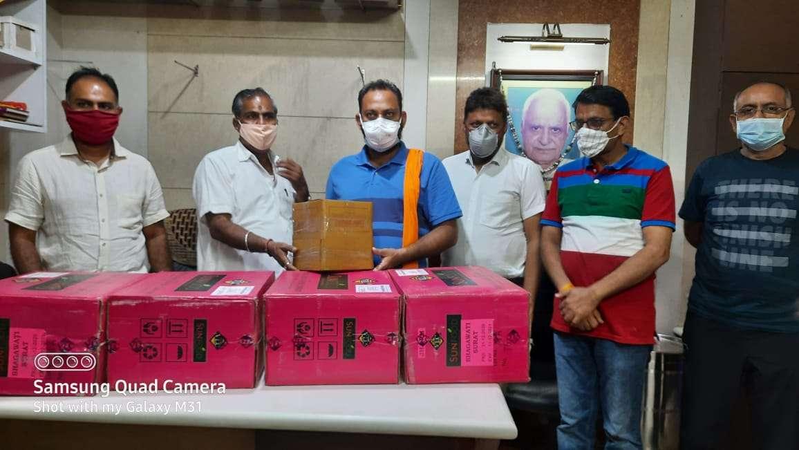 SURAT NEWS DAYRI: बगलामुखी जयंती मनाई