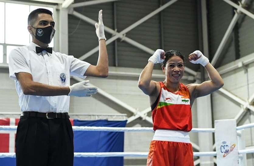 दुबई एशिया बॉक्सिंग चैंपियनशिप : भारतीय मुक्केबाजों को यात्रा की मंजूरी...अमित पंघल और मैरीकॉम भी लेंगी हिस्सा