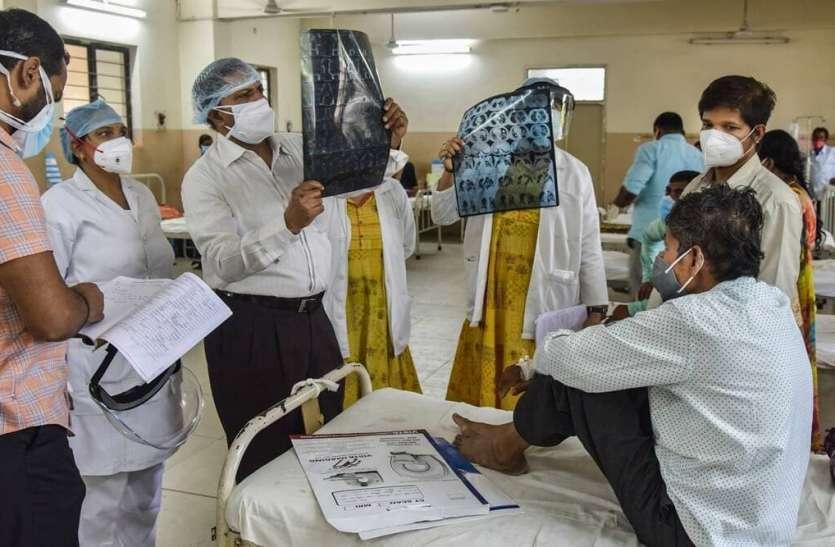 तेलंगाना सरकार का ब्लैक फंगस को लेकर बड़ा ऐलान, अब प्रत्येक मामले की देनी होगी जानकारी