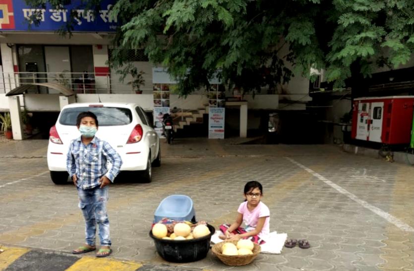 इस तस्वीर के जरिये सोशल मीडिया पर CM शिवराज से तक मांगी गई थी बच्चों के लिये मदद, पुलिस ने जांच के बाद उठाया सराहनीय कदम