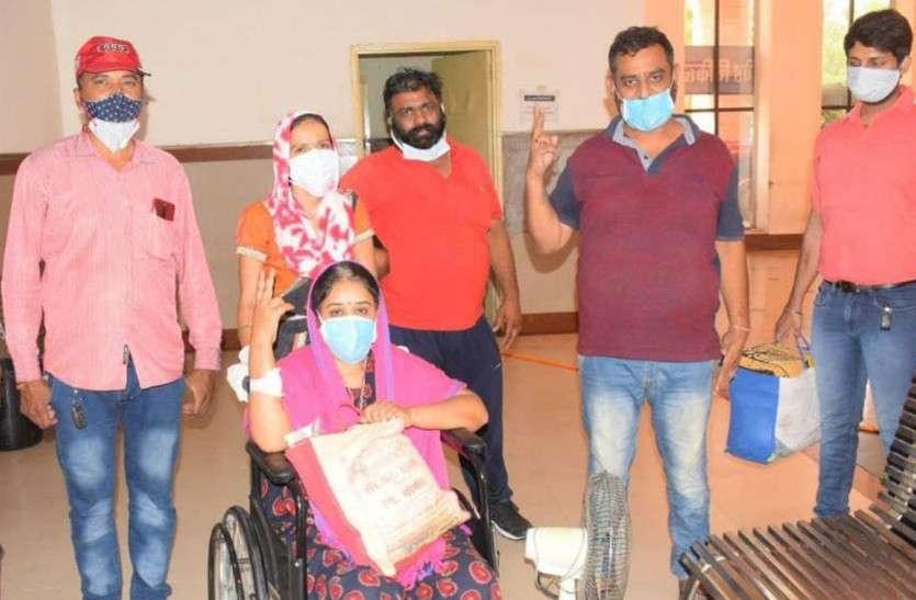 राजस्थान में कोरोना संक्रमण से राहत , मिले 7680 नए केस, 16705 हुए रिकवर