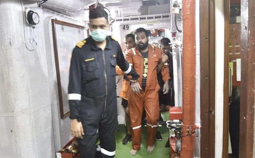 SOCIAL PRIDE NEWS: मुंबई रेस्क्यू में दमण के लाल ने बचाई लोगों की जान