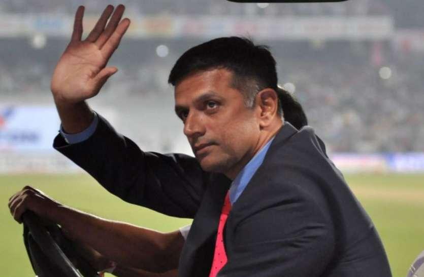 राहुल द्रविड़ देंगे श्रीलंका दौरे पर टीम इंडिया को कोचिंग