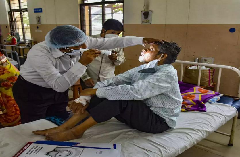 ब्लैक फंगस को महामारी घोषित करें राज्य और केंद्र शासित प्रदेश: स्वास्थ्य मंत्रालय