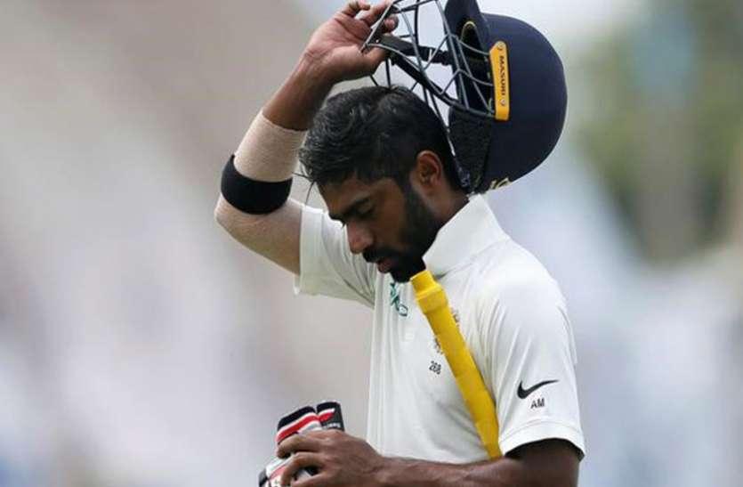 क्रिकेटर अभिनव मुकुंद के दादा का कोरोना वायरस से निधन
