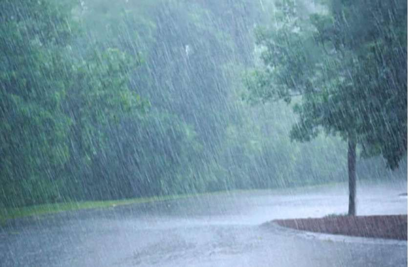 तौकते तूफान का असर: बरसात ने तोड़ा 52 वर्ष का रिकॉर्ड, झमाझम बारिश ने दी गर्मी से राहत