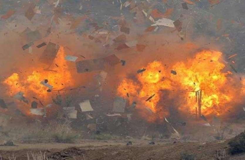पाकिस्तान: फिलिस्तीन के समर्थन में आयोजित रैली में धमाका, 8 की मौत, 14 अन्य घायल