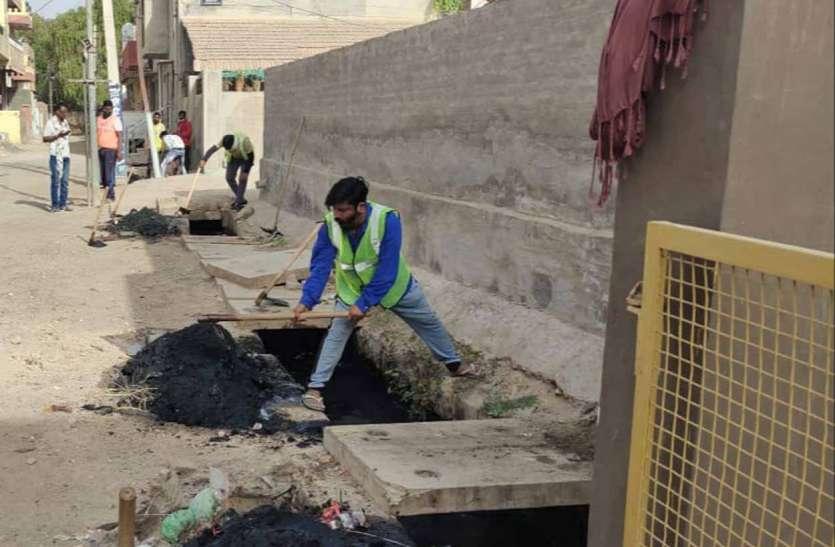 कोरोना संक्रमण पर काबू पाने में कारगर रहा स्वच्छता अभियान, अब फिर से होगी गांव-गांव सफाई