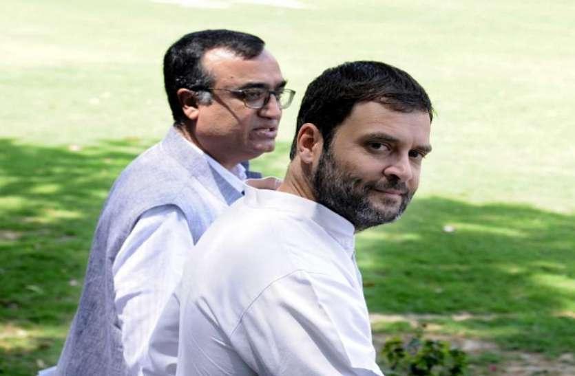 पंजाब के बाद अब राजस्थान का सुलझेगा विवाद, एक्शन मोड में राहुल गांधी
