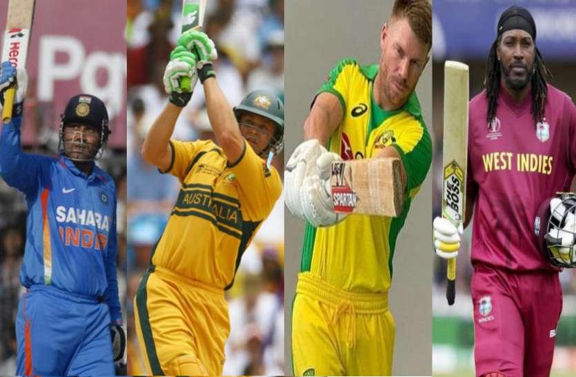 100 से कम गेंदों में सबसे ज्यादा टेस्ट शतक लगाने वाले टॉप 8 बल्लेबाज