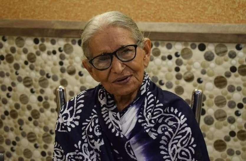 देश की पहली महिला: कोरोना पर शोध के लिए किया देहदान