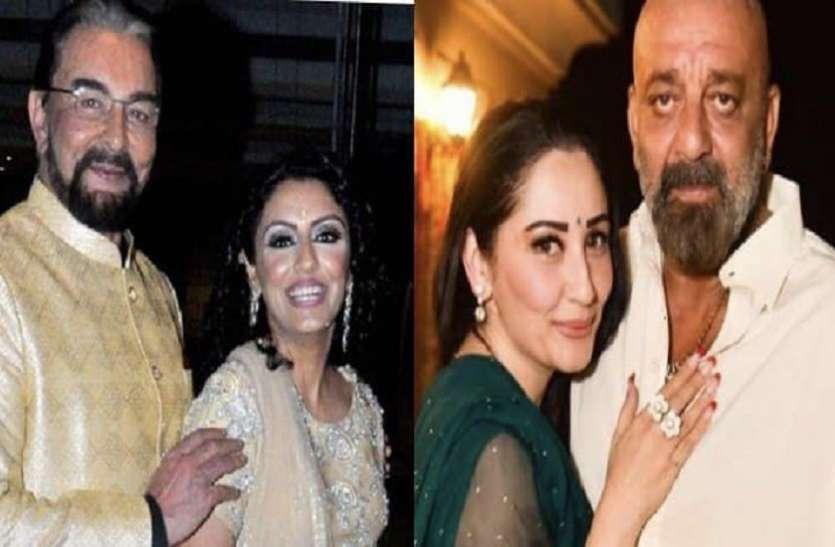 कबीर बेदी से लेकर संजय दत्त, इन मशहूर अभिनेताओं ने रचाई 3 बार शादी