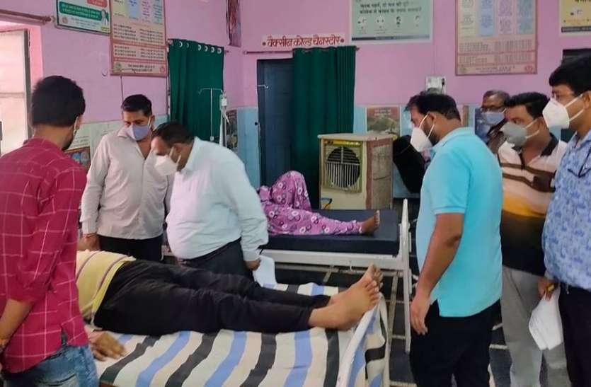 छोटीसादड़ी अस्पताल में ऑक्सीजन प्लांट लगेगा और 25 बेड क्रमोन्नत होंगे