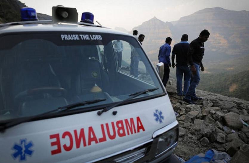 हिमाचल: किन्नौर में भीषण सड़क दुर्घटना, बेटी की जान बचाने को बाप ने दिखाई ऐसी बहादुरी