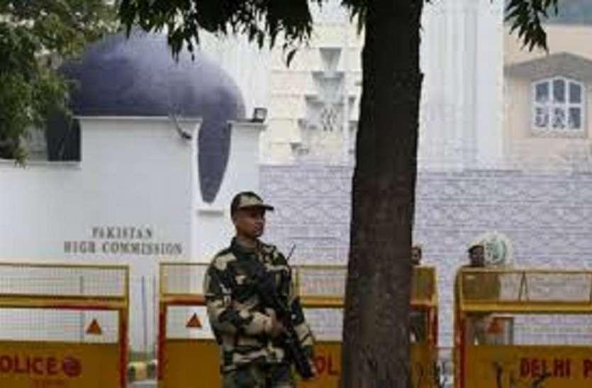 पाकिस्तान में भारतीय उच्चायोग के 12 अधिकारियों को परिवार सहित क्वारंटाइन किया गया