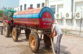 कोविड अस्पताल में पानी के लिए हाहाकार, सुबह शौच के लिए नहीं मिला पानी तो मरीजों का फूटा गुस्सा