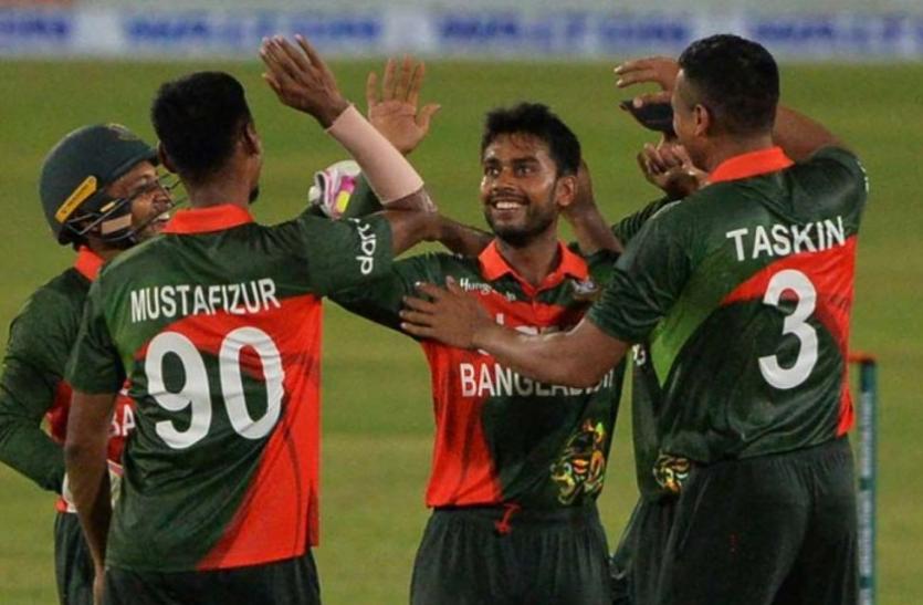 ढाका वनडे: बांग्लादेश ने श्रीलंका को हराकर सीरीज पर किया कब्जा
