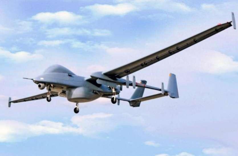 लद्दाख और एलएसी सेक्टर में नए इजरायली हेरॉन ड्रोन तैनात करेगा भारत, बढ़ेगी चीन की परेशनी