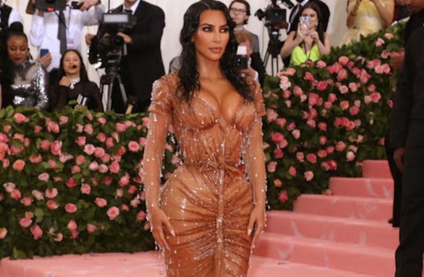 Kim Kardashian Angers Hindus By Wearing Om Earrings In Photoshoot