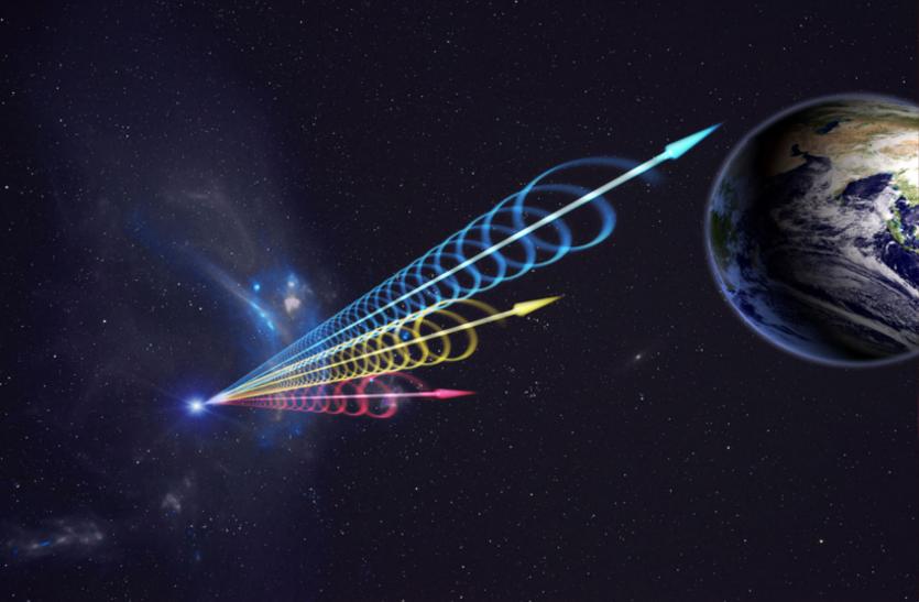 नासा का खुलासा : ब्रह्मांड की शक्तिशाली चुंबक से आ रहे रहस्यमय रेडियो संकेत