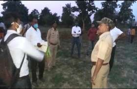 डौंडी में छह महीने बाद फिर लौटा हाथियों का दल गांव में घुसा, डरकर भाग रहे ग्रामीण को खेत में कुचलकर मारा