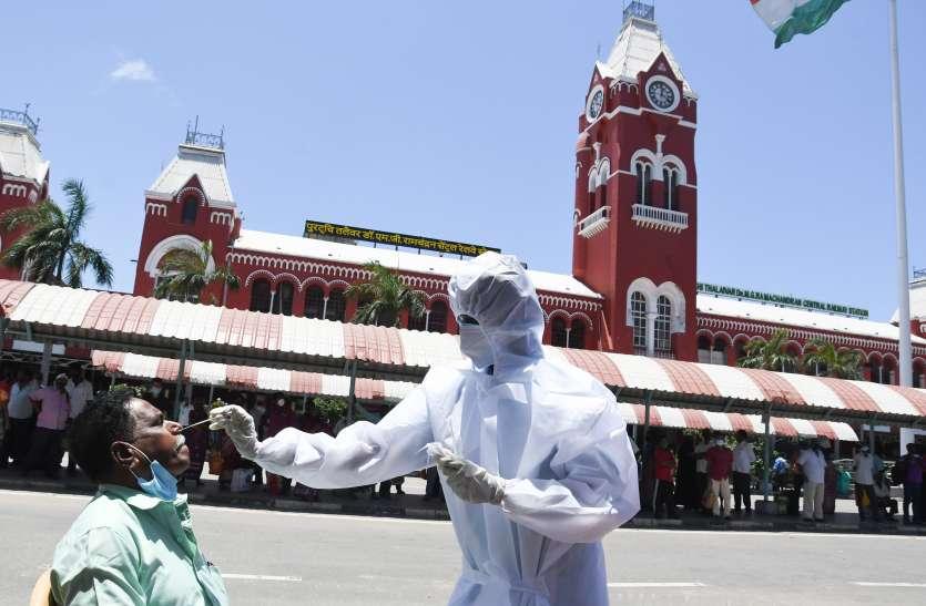 तमिलनाडु के पश्चिमी और दक्षिणी क्षेत्रों में कोरोना की चेन तोडऩे के लिए विशेष कोविड टीमें गठित