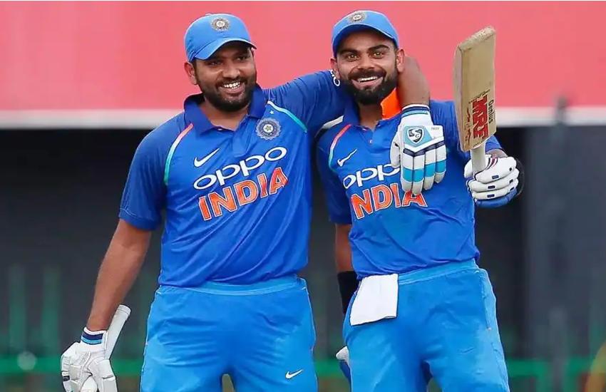 आईसीसी वनडे रैकिंग: विराट कोहली और रोहित शर्मा टॉप 3 में, श्रीलंका के खिलाड़ियों को हुआ नुकसान