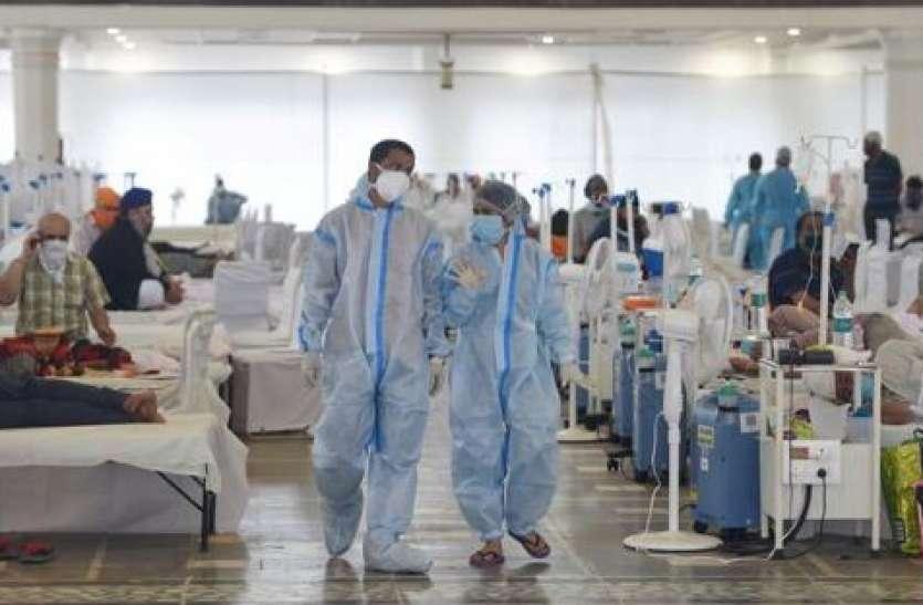 Coronavirus In India: बीते 24 घंटे में कोरोना के नए केस में मिली बड़ी राहत, जानिए क्या रहा आंकड़ा