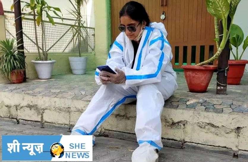 She News :  आखिरी सफर में मददगार बन रहीं 'वर्षा'