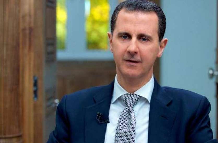सीरिया: राष्ट्रपति चुनाव में चौथी बार बशर अल-असद की हुई जीत, भड़का अमरीका