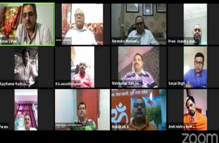 समाज का मनोबल  गिराने वाली सूचनाएं प्रसारित न करें पत्रकार: आलोक कुमार